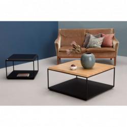 CAPSULA DUŻY minimalistyczny stolik kawowy styl loftowy