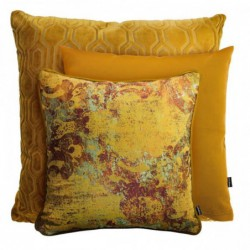 HONEY+PRAM-GOLD zestaw poduszek dekoracyjnych
