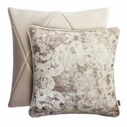 TOUCH-GOLD kremowy zestaw poduszek dekoracyjnych