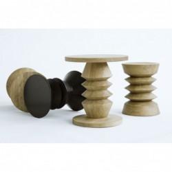 DAMA stolik z litego drewna dębowego polski design