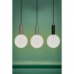 MATUBA metalowa lampa wisząca w loftowym stylu