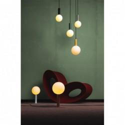 MATUBA TABLE metalowa lampa w loftowym stylu