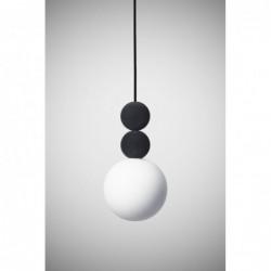 BOLA BOLA VELVET wisząca lampa w loftowym stylu