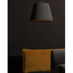 KOPA 36 VELVET lampa betonowa styl loftowy