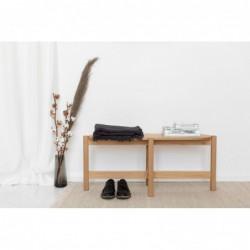 PIANO ŁAWKA drewniana w stylu bauhaus