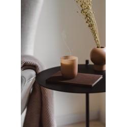 ANDE stolik pomocnik kawowy z okrągłym blatem
