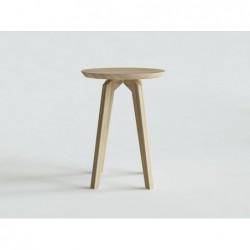 IDO stolik z litego drewna polski design