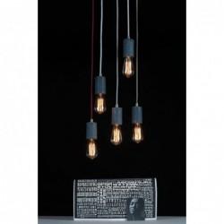KALLA lampa betonowa styl loftowy