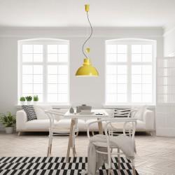 REFLEX MAXI KOLOR lampa wisząca w stylu loftowym