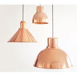 REFLEX COPPER lampa wisząca w loftowym stylu