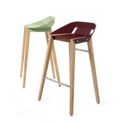 DIAGO STOŁEK BAROWY oryginalne krzesło barowe polski design