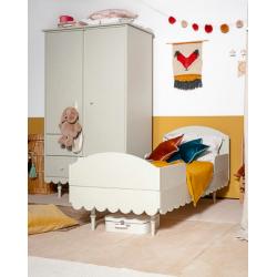 BABUSHKA łóżko w stylu retro 90x200cm
