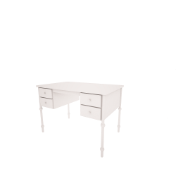 BABUSHKA biurko w stylu retro