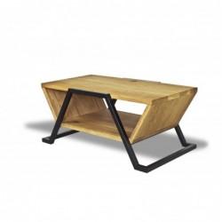 NANO TRAPEZ stolik kawowy styl loftowy