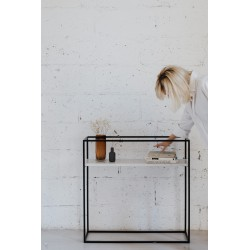 BLOOM GARDEN minimalistyczna kwietnik w loftowym stylu
