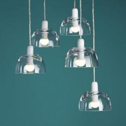AVOCADO PENDANT lampa wisząca w stylu loftowym, polski design
