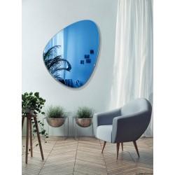 FLY COLOR eleganckie lustro w stylu modernistycznym