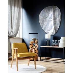 FLY ANTIQUE eleganckie lustro postarzane w stylu modernistycznym