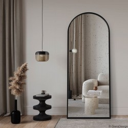 PORTAL VINTAGE lustro stojące w stylu retro, polski design