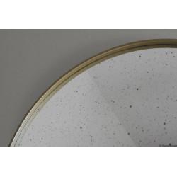 PORTAL VINTAGE ZŁOTE lustro stojące w stylu retro, polski design