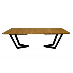 TAVOLO ROZKŁADANY minimalistyczny stół, styl industrialny