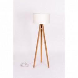 WANDA drewniana lampa w skandynawskim stylu