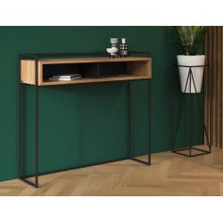 CLEO minimalistyczna konsola w loftowym stylu