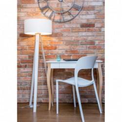 WANDA biała lampa w skandynawskim stylu