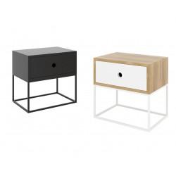 ARSEN minimalistyczna szafka nocna