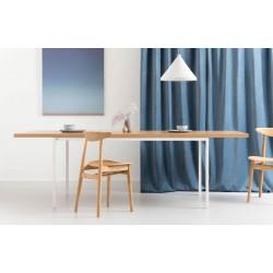 MODERN ROZKŁADANY minimalistyczny stół styl industrialny