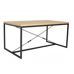 MONTANA ROZKŁADANY minimalistyczny stół styl industrialny