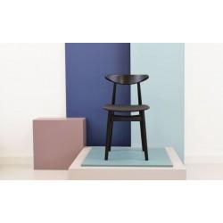 CANVA krzesło drewniane w skandynawskim stylu polski design