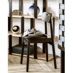 JONAS krzesło drewniane w skandynawskim stylu