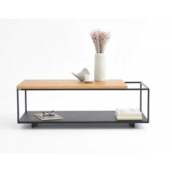 SALTO minimalistyczny stolik kawowy, polski design