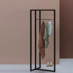 KLUBOWICZ minimalistyczny wieszak w stylu loftowym