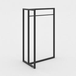 KLUBOWICZ MINI minimalistyczny wieszak w stylu loftowym