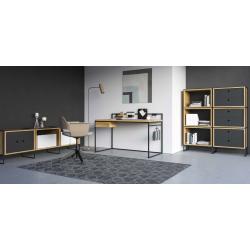 WYGODNE minimalistyczne biurko w stylu skandynawskim