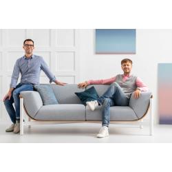 VELO SOFA piękna nowoczesna sofa, polski design