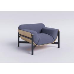 VELO FOTEL piękny nowoczesny fotel, polski design
