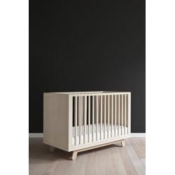 PEEKABOO CRIB łóżko w skandynawskim stylu