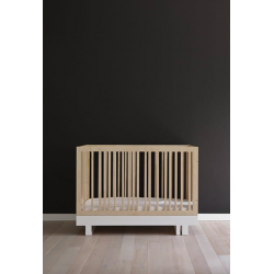 ROOF CRIB łóżko w skandynawskim stylu