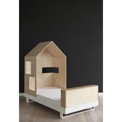 ROOF TODDLER łóżko 160x80 w skandynawskim stylu