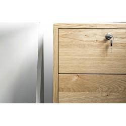 OSLO HAVN komoda drewniany w skandynawskim stylu