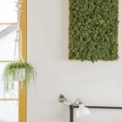 OSLO GATE drewniana rama dekoracyjna w skandynawskim stylu