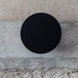 SUN BLACK ozdobna półka ze stali polski design