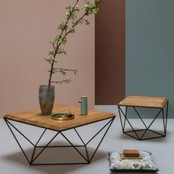 TULIP DUŻY minimalistyczny stolik kawowy styl loftowy