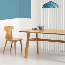 LUPO drewniany stół dębowy styl skandynawski