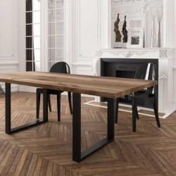 MASSIVO stół w stylu industrialnym