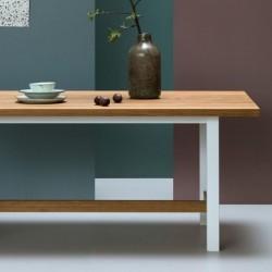 MAZURIA stół w stylu rustykalnym