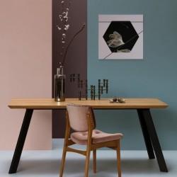 MEZZO minimalistyczny stół styl loftowy